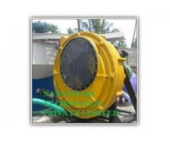 Cellular Light Weight Concrete Pump