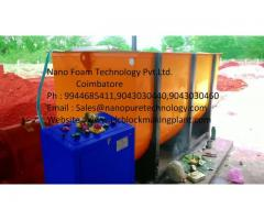 CLC Foam Concrete Machine