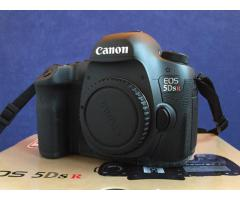 Canon EOS 5DS R DSLR Camera (Body Only)... $1,790.88