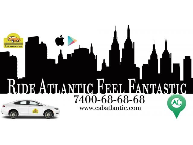 Taxi Booking in Indore: Atlantic Cab