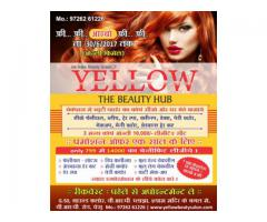 Yellow Beauty parlour and Salon in Bharthana - Surat