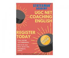 Statesman Academy - UGC NET English Coaching in Chandigarh