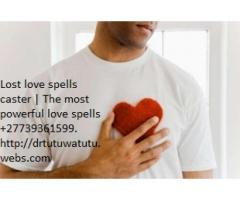 lost love spell caster in the world +27739361599