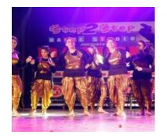 western dance classes in Chandigarh