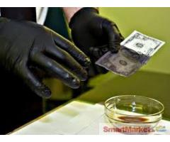Super ssd chemical for cleaning anti-breeze bank note