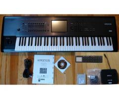 Buy 2 get 1 free Korg 61-Key Middle Eastern Arranger Keyboard PA500ORT