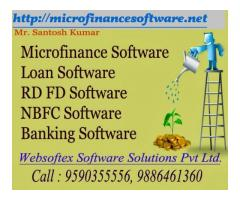 Microfinance Software, Banking Software, Co-Operative Banking Software